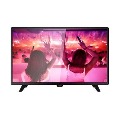 Lu Led Philips Di Indo jual philips 32pht4002s 70 dvb t2 tv led black 32 inch