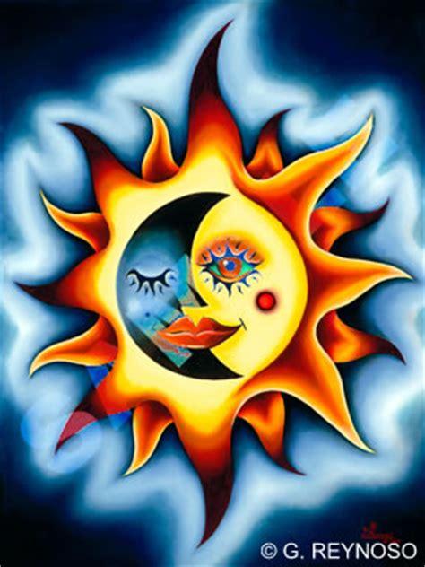 imagenes sol y luna juntos para hi5 el sol friki net