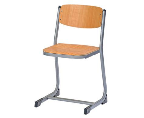 stuhl schule sch 252 lerstuhl geschlossener sitztr 228 ger sitzh 246 he 46 cm