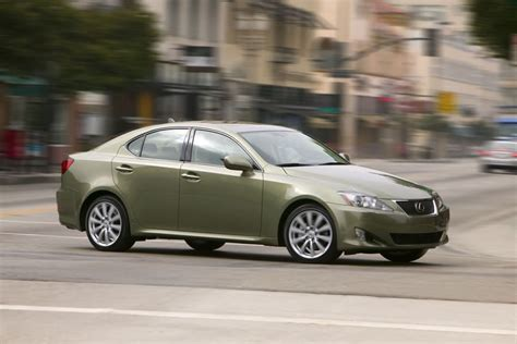 2008 lexus is 250 reviews specs and prices cars
