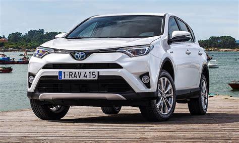 suv toyota 2016 toyota rav4 hybrid one limited edition marks european