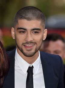 what hairstyle to wear for when youre bald zayn malik s new hairstyle shaved head