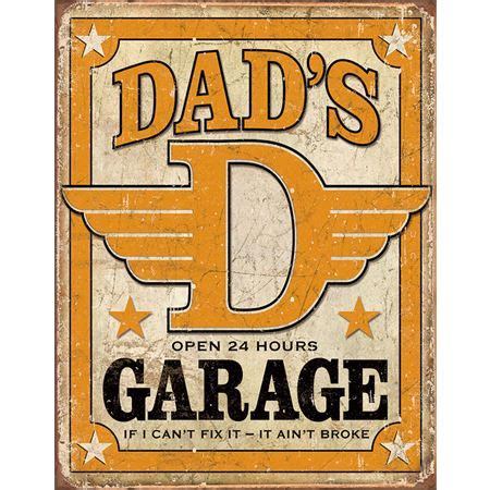 The Garage Hours Tin Signs 1894 S Garage Open 24 Hours Knife Country