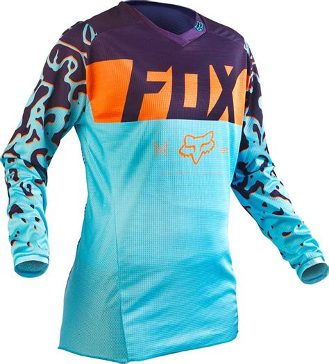 womens motocross riding gear 2016 fox racing 180 womens jersey motocross dirtbike mx
