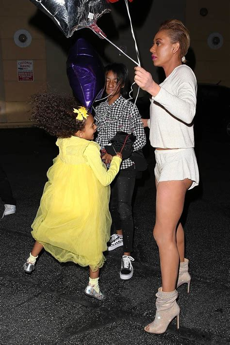 Mel B Throws A Family  Ee  Birthday Ee   Bash For Daughter Angel