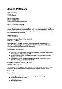 Application Cv Template by Cv And Cover Letter Templates