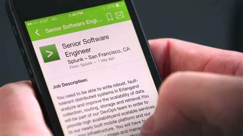 glassdoor jobs job search salaries reviews app youtube
