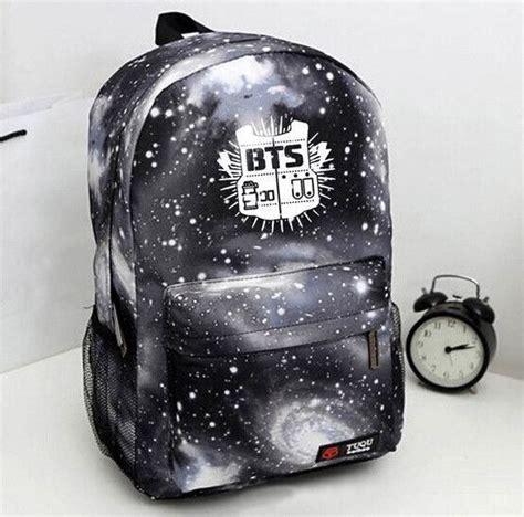 Backpack Btskpop bts bangtan boy bts and backpack bags on