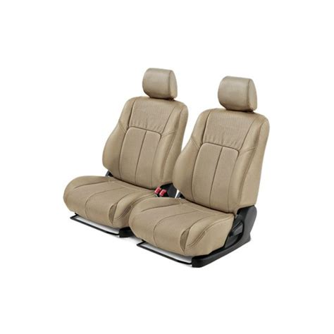 Leather Seat Covers by Leathercraft 174 Toy2206tn Leather 1st Row Seat Covers
