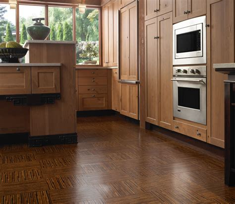 cork floors in kitchen cork floor kitchen pros and cons