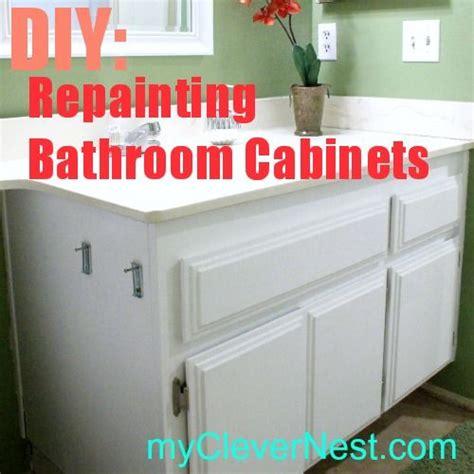repainting bathroom cabinets the 25 best black cabinets bathroom ideas on pinterest
