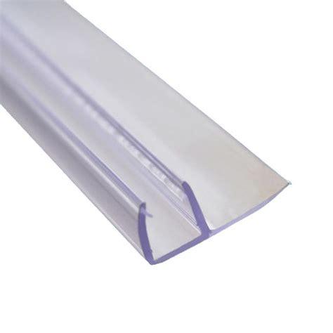 curved shower bath screen seal ideal standard curved bath screen seal pack lv43367