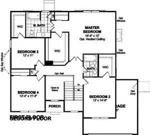 ryland homes floor plans object moved