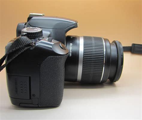 Kamera Canon Eos 450d canon eos 450d 12 2 mp dslr kamera mit objektiv ef s 18