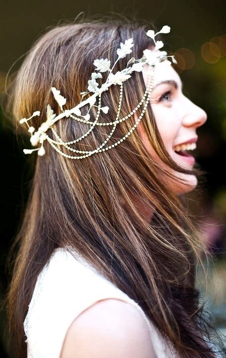 casual hairstyles with headbands 26 best images about be the most beautiful bride on