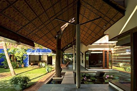 traditional indian house by khosla associates