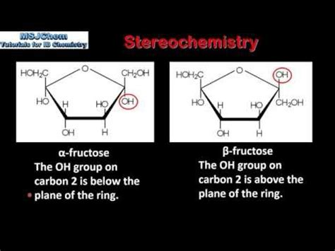 r and s carbohydrates chem 1060 lecture 049 stereoisomers of carbohydrates doovi