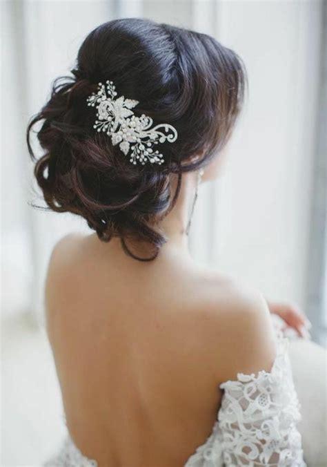 Hochzeit Haare Offen Oder Hochgesteckt by 1001 Ideen F 252 R Brautfrisuren Offen Halboffen Oder