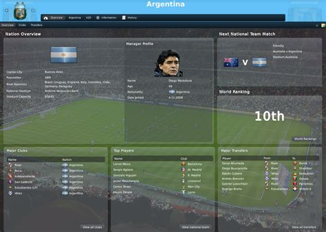 laptop full version software football manager 2010 free download full version pc