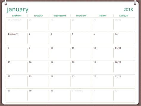 Calendars Office Com Calendar Template For Powerpoint