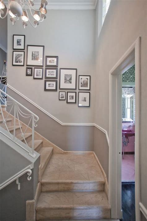Staircase Wall Ideas 40 Ways To Decorate Your Staircase Wall 2017