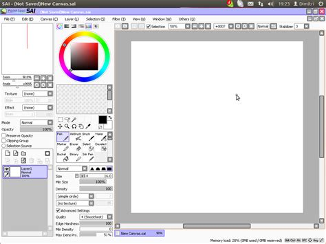 paint tool sai app paint tool sai on linux by 4 sheanna 4 on deviantart