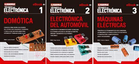 coleccion libros users pack 2 espanol pdf mega colecci 243 n libros users tecnico en electronica bajame ahora