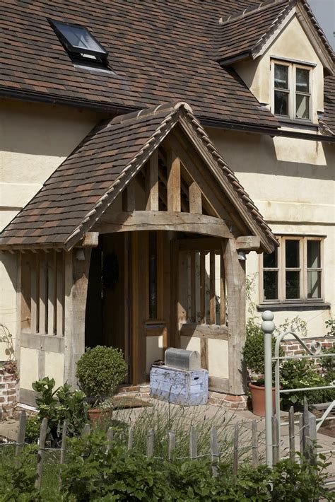 Country Style House With Wrap Around Porch from little acorns the border oak porch