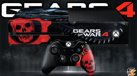 xbox 360 gears of war console gears of war 4 xbox one limited edition console giveaway