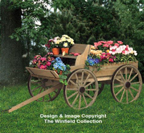 planter design planter woodworking plans buckboard wagon woodworking plan