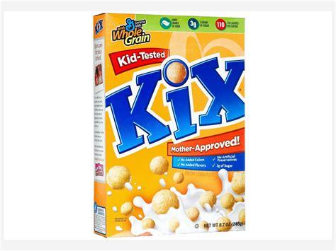 whole grain kix general mills kix cereal zanda
