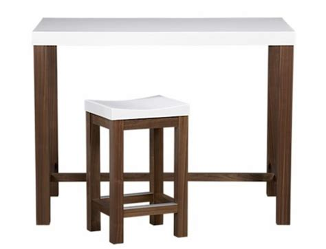 High Breakfast Table by Delano 3 High Dining Table Barstool Set On Discount