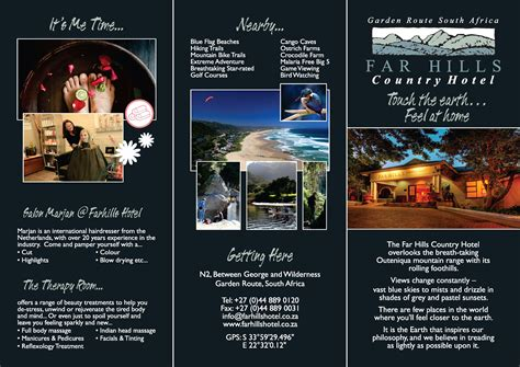 advertisement brochure brochure design advertisement design
