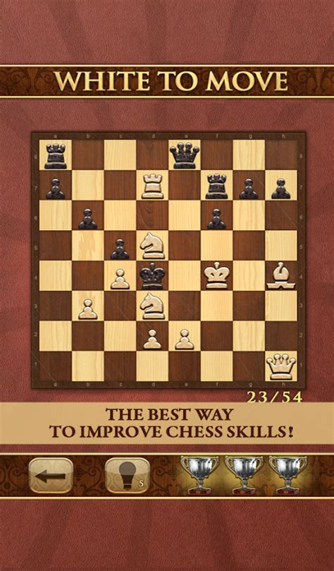 7 In 1 Kitchen Mate mate in one move chess puzzle android apps on play