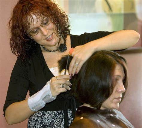 haircut coupons waterloo iowa strands of hope salon collects hair to help clean up oil