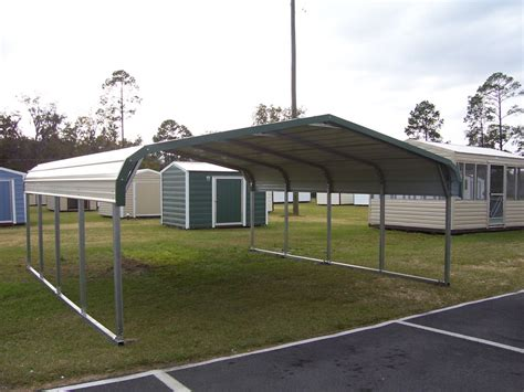 Used Car Port by Carport All Metal Carports