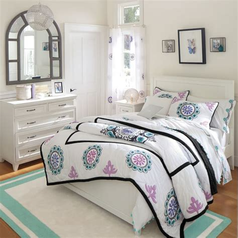 pbteen bedrooms hton classic bed pbteen