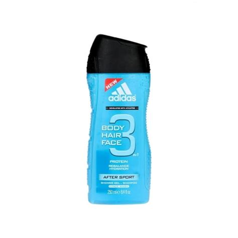 Adidas After Sport Shower Gel 1 after sport 3 in 1 shower gel 250ml