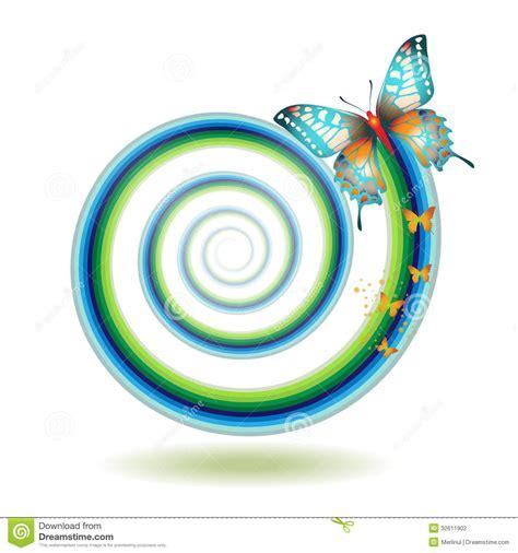 imagenes mariposa que se muevan mariposa que se mueve en espiral fotograf 237 a de archivo