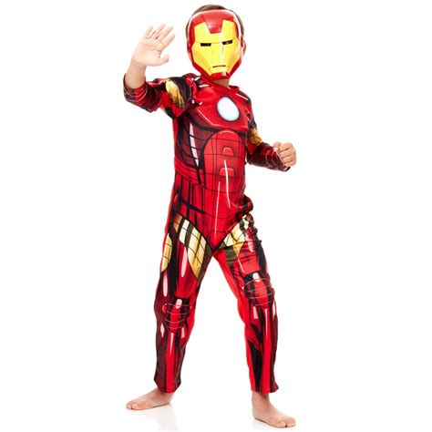 D 233 Guisement Iron Man Enfant Kiabi 25 00