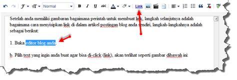 bagaimana cara membuat link di html cara mudah membuat link pada artikel blog untuk pemula