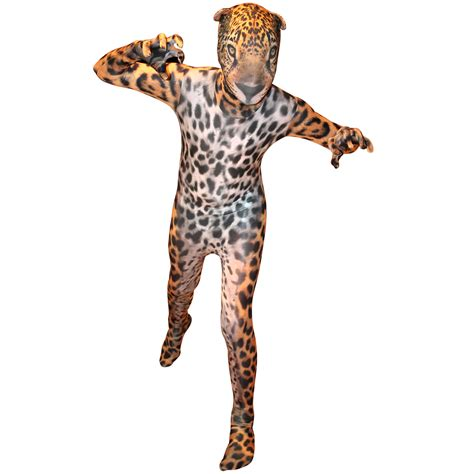Animal Planet Jaguar Kids Morphsuit Morph Costumes Us