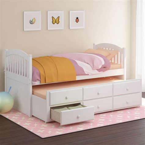 toddler bed with trundle 132 best images about diy kids bed ideas on pinterest