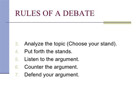 Debate Topics For Mba Students In Finance And Economics by Of A Debate
