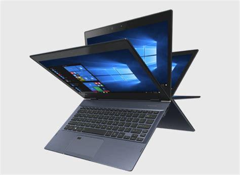 the new toshiba portege laptops received the 8th generation intel processor amazingreveal