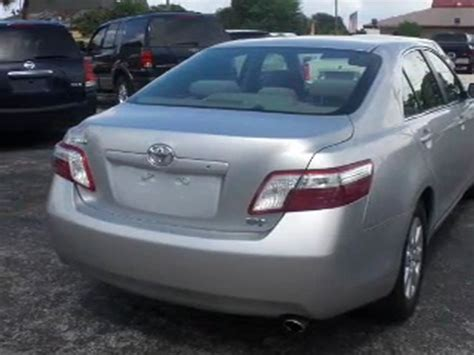 Toyota Camry 2007 Used For Sale 2007 Toyota Camry Hybrid For Sale In Fl Used