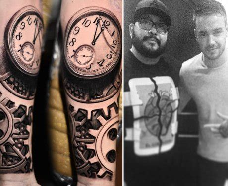 liam payne neues tattoo this week s must see pictures from the world of music