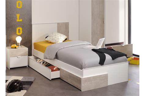 lit enfant avec tiroir rangement trendymobilier