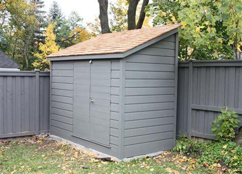 prefab sarawak garden shed kit  toronto ontario
