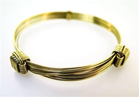 iconic quot elephant hair quot bracelet at 1stdibs